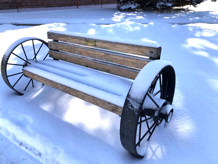 Community Bench