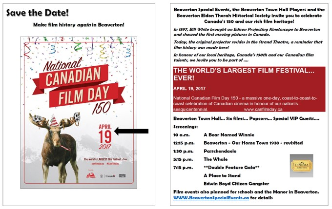 National Canadian Film Festival