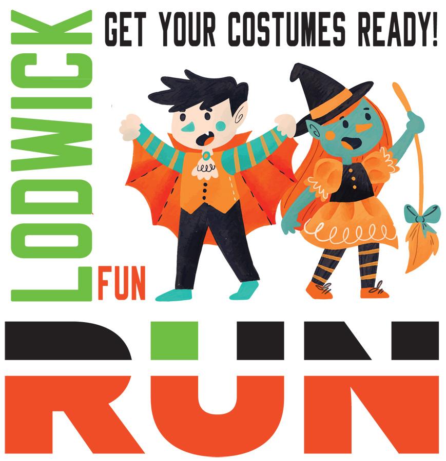 Harold Lodwick Citizenship Award Fun Run